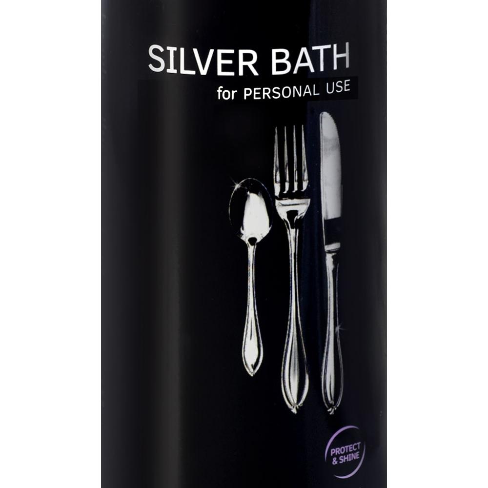 hagerty silver bath tauchbad zum silber reinigen 580ml. Black Bedroom Furniture Sets. Home Design Ideas