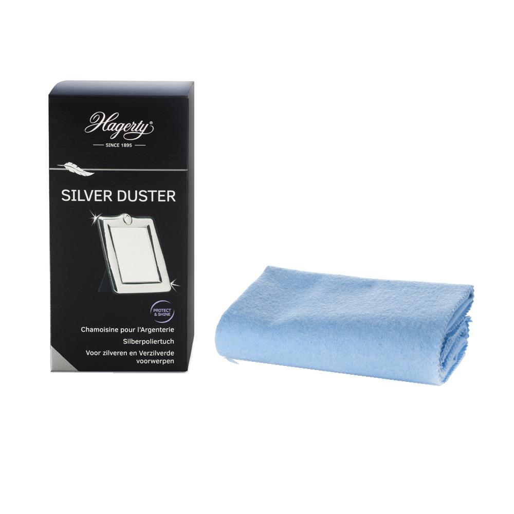 hagerty silver duster silberputztuch zum silber reinigen 35x55cm. Black Bedroom Furniture Sets. Home Design Ideas