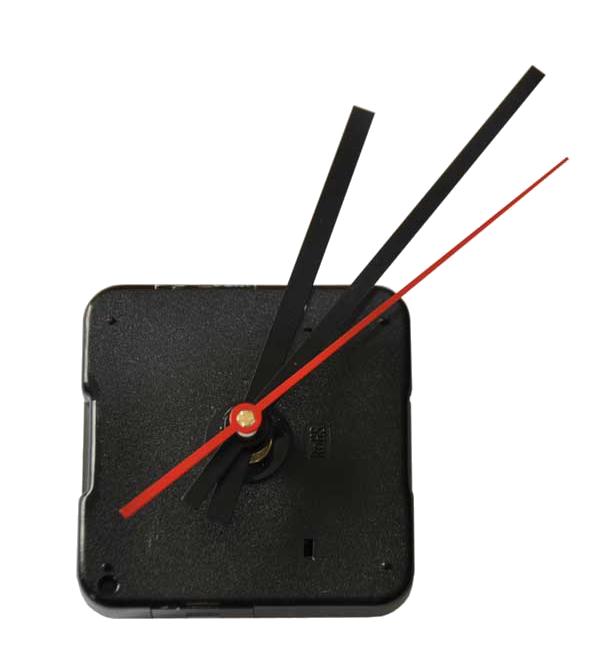 Uhrzeiger png  Quarz Uhrwerk schleichende Sekunde 100/60 mm - Germany