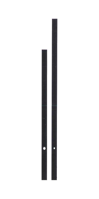 Uhrzeiger png  für Quarz Uhrwerke Uhrzeiger mit Zeigerlänge 250/190 mm