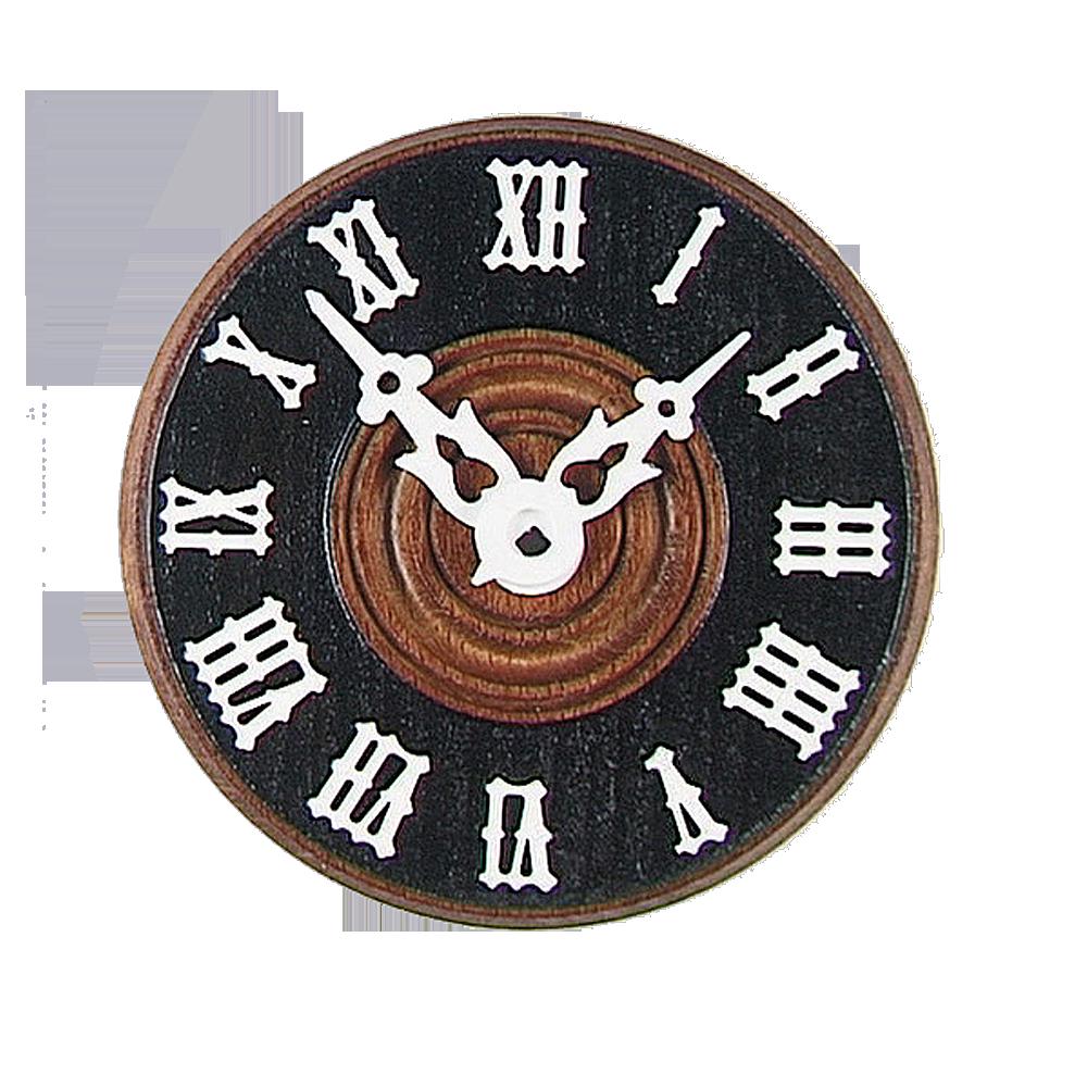 Armbanduhr römische zahlen  für Kuckucksuhren aus Holz römische Zahlen