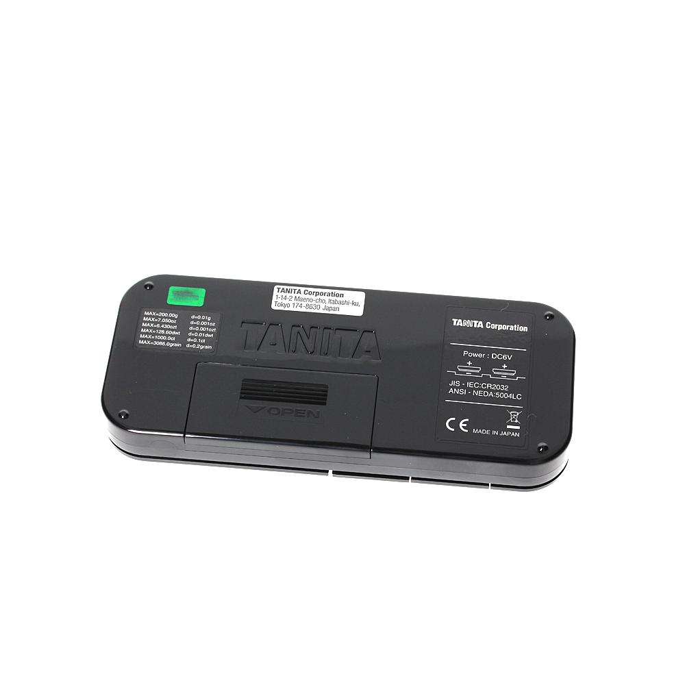 TANITA 1579 digital pocket scale