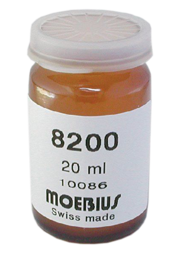 MÖBIUS 8200 watch grease Lubrifiant special lubricant