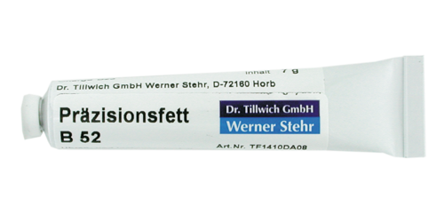 Dr. Tillwich Stehr precision grease B 52 watch grease TF1410