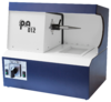 Polisher PA 012 Workshop polishing machine with extraction system