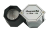 AUGUSTA Watchmaker Loupe Pocket Magnifier 10-fold 21mm