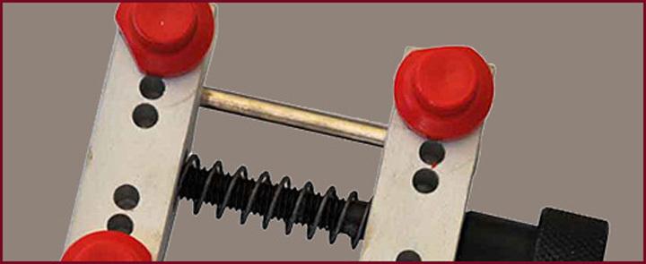 Uhrmacherwerkzeuge Uhrwerk Verstellbare Rückendeckel Gehäusehalter Uhrmacher