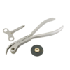 Ring saw pliers 170 mm made of stainless steel for cutting rings