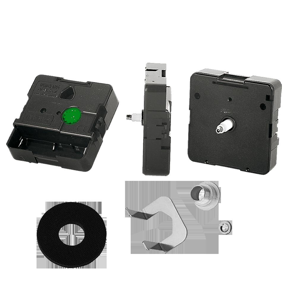 Hochdrehmoment Quarzuhr Ersatzwerk DIY Uhrwerk Uhrwerk Kits f/ür den Austausch von Uhrenreparaturen Gmuret Uhrwerk mit hohem Drehmoment